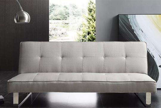 Комфортное обустройство дивана как спальное место