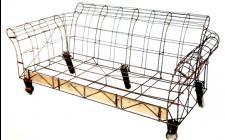 Анатомия диванов: как называются части дивана