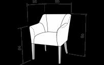 Кресло СОНАТА
