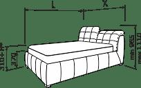 Ліжко БЕНЕТО