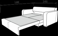 Прямий диван ФОРЕСТ