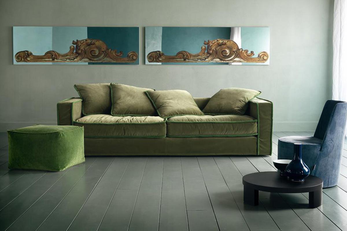 Чистим диван из кожи, экокожи и ткани от пыли и грязи