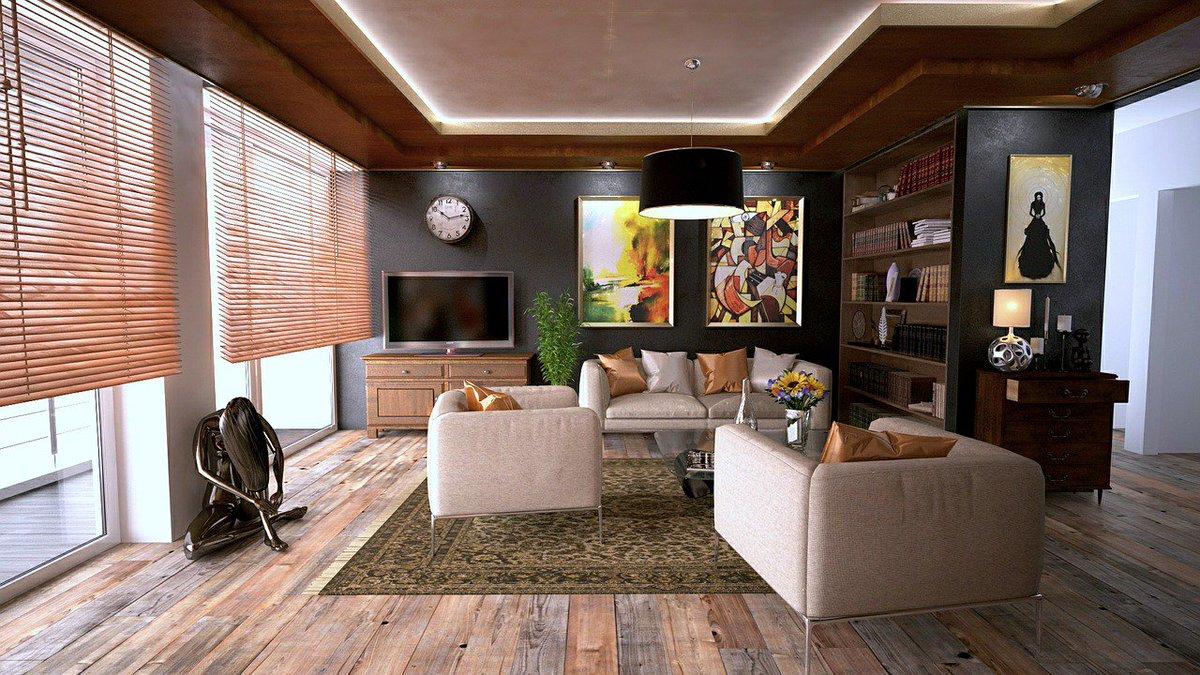Как поставить диван в гостиной - фото5