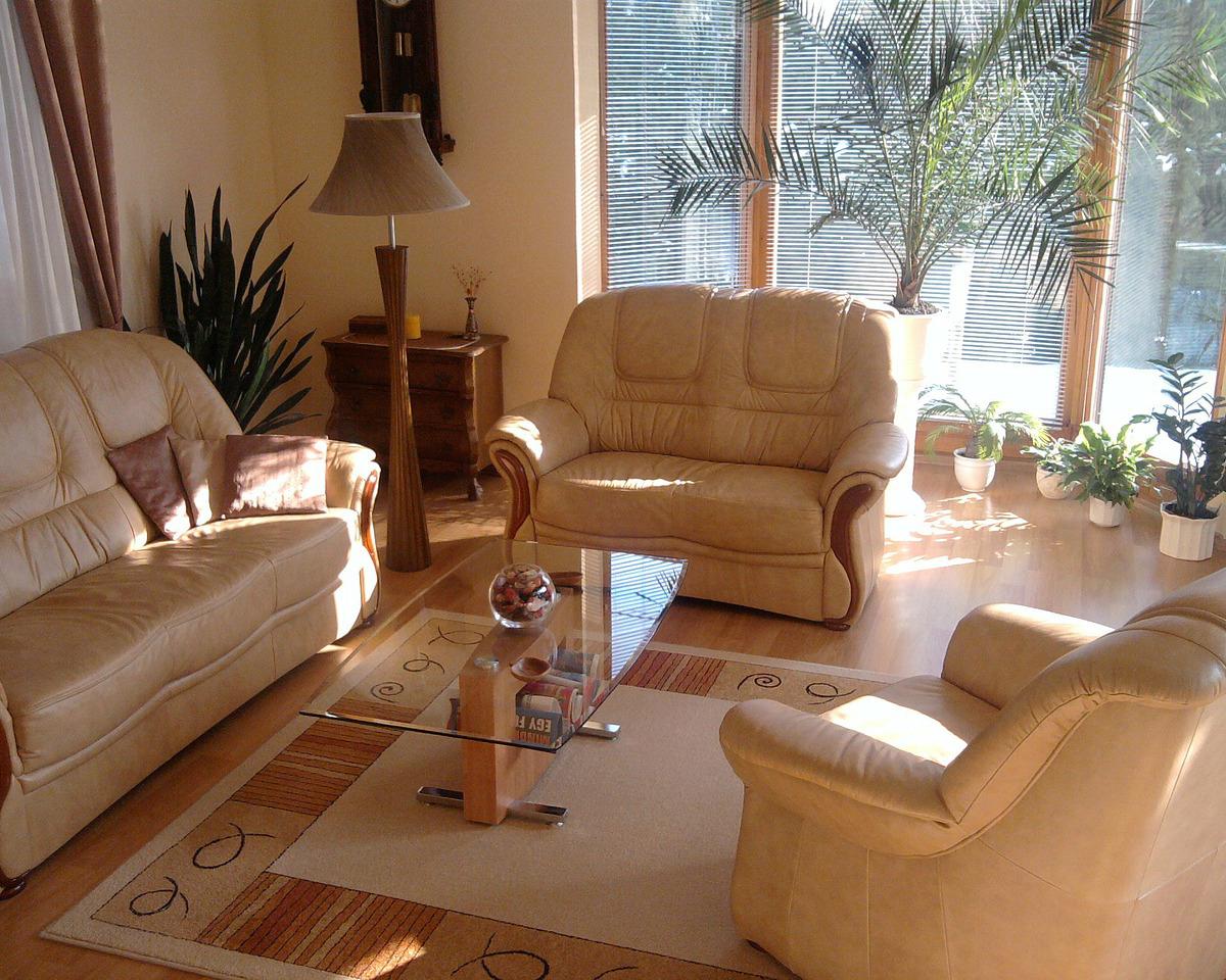 Как поставить диван в гостиной - фото2