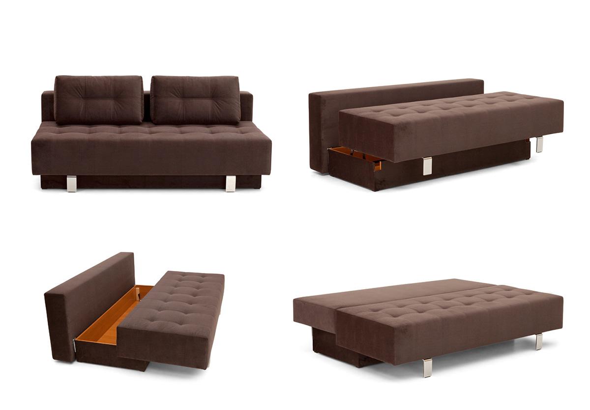 как раскладывается диван еврокнижка магазин мебели Dommino