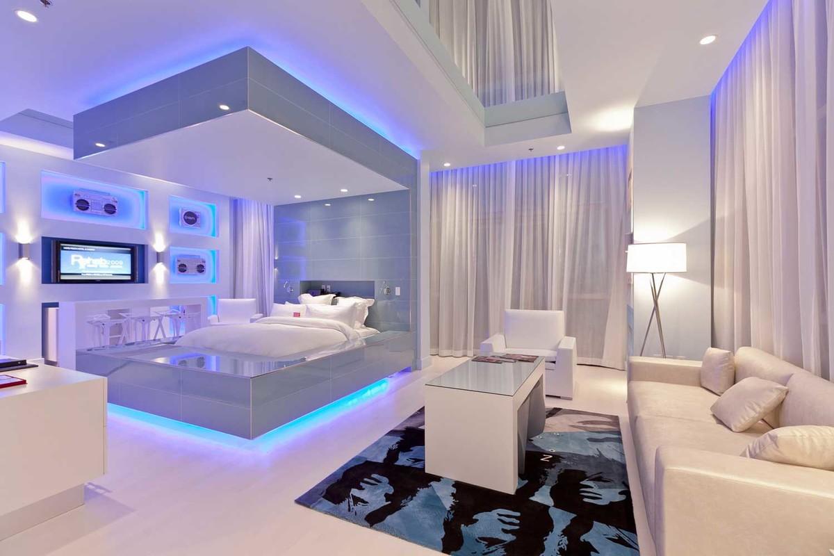 Как сделать подсветку кровати фото 396