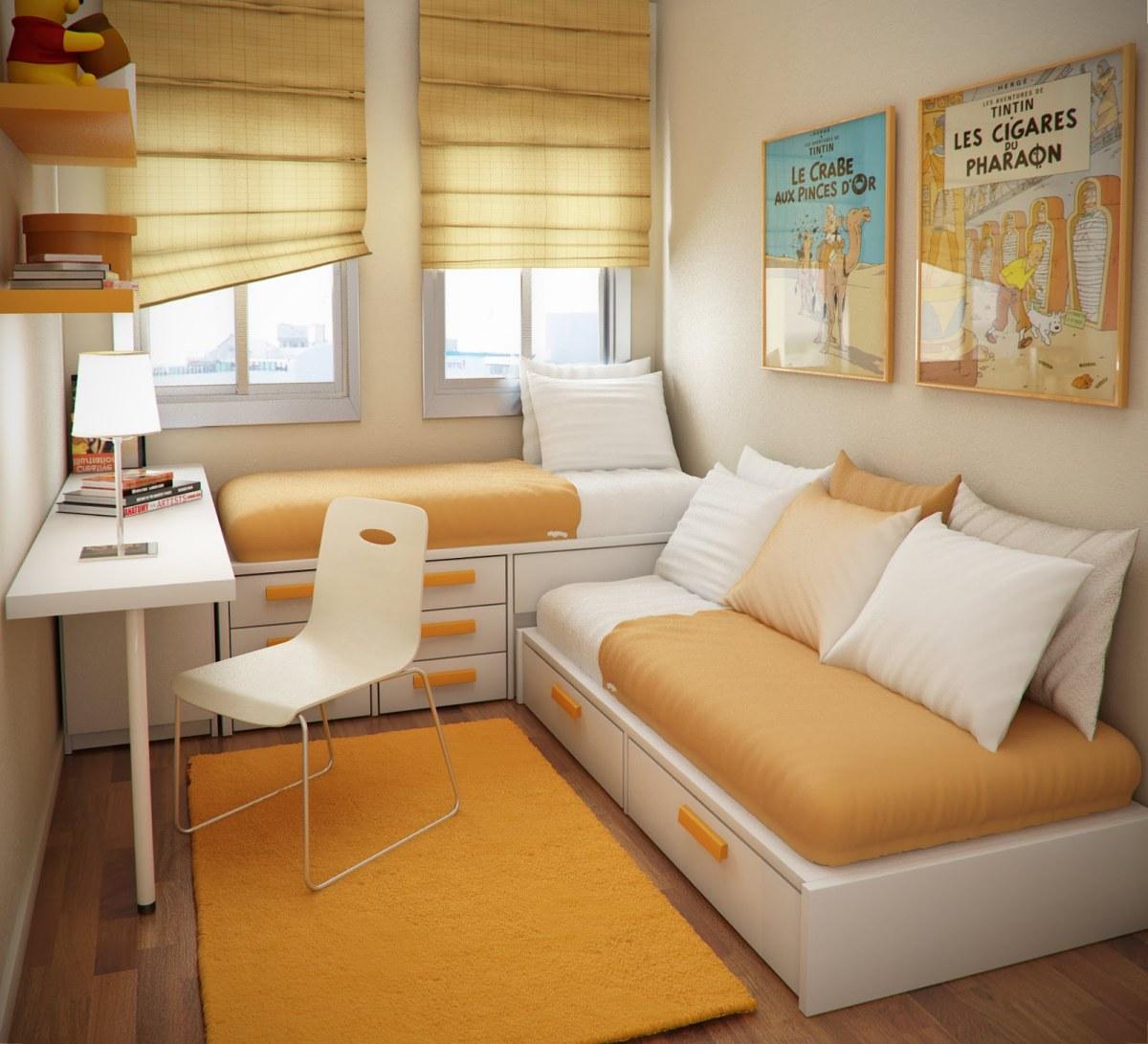 Как выбрать диван для небольшой комнаты - фото1