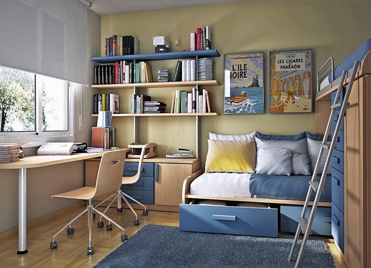 Как выбрать диван для небольшой комнаты - фото5