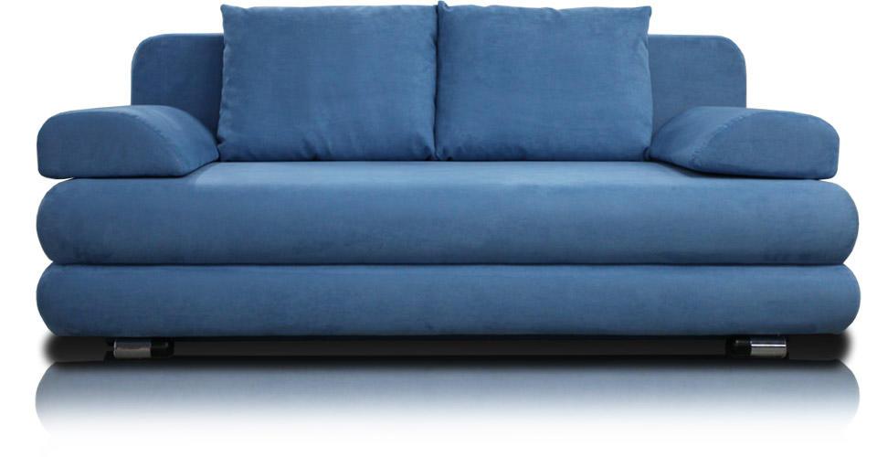 голубые диваны от Доммино