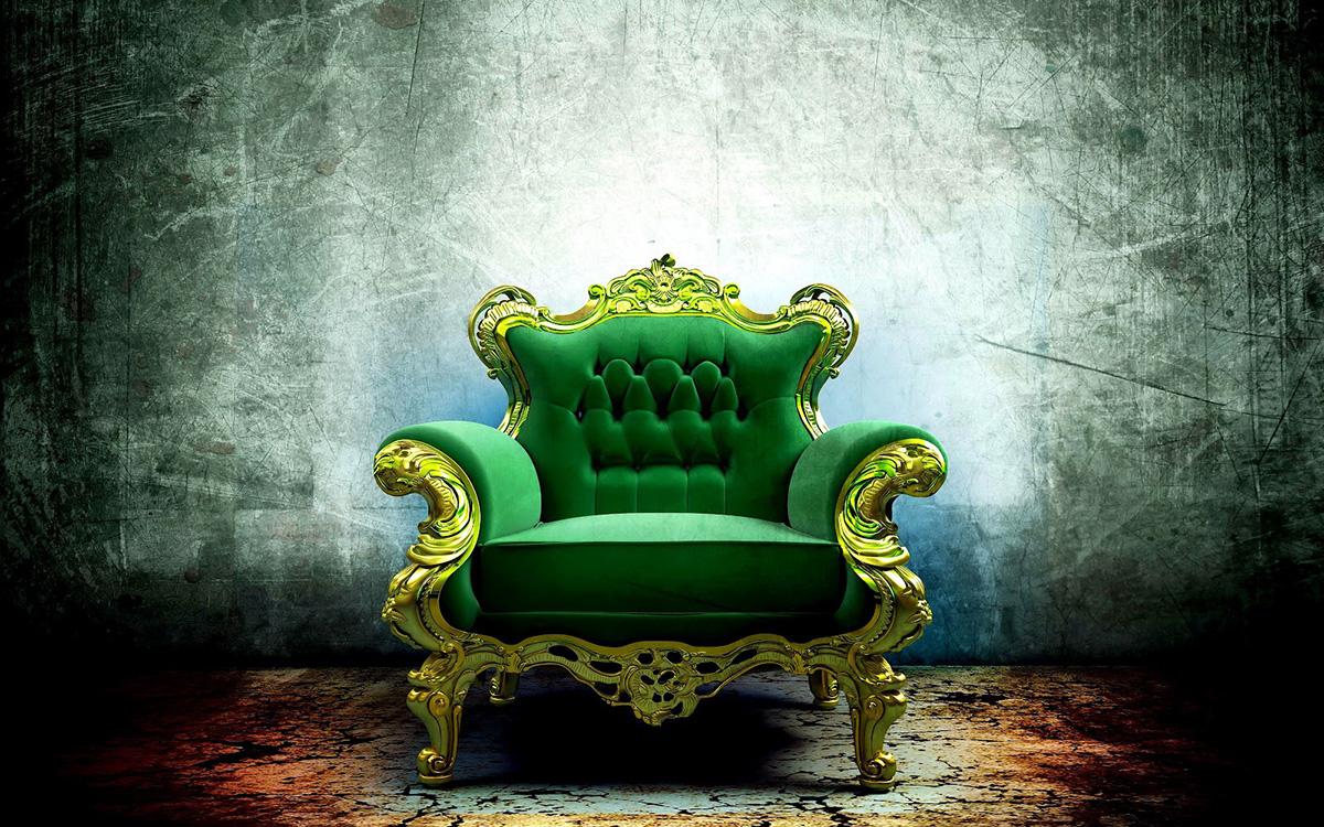 Как почистить мягкие кресла в домашних условиях